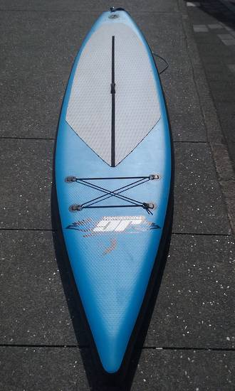 JC Lanquihue/Race 12'6'' + new Naish aluminium paddle