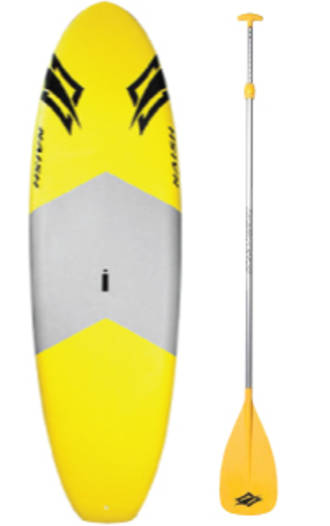 Naish Odysseus 9'8 Soft top + Paddle
