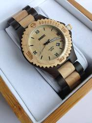 BonoBoss Handcrafted Mens Watch