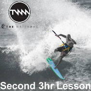 Kitesurfing Second 3-hour Lesson