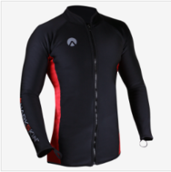 CHILLPROOF LONG SLEEVE FULL ZIP – MENS