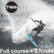 KITESURFING FULL COURSE + 2HR LESSON